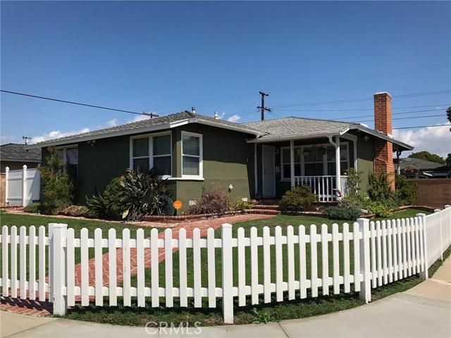 13816 Wilkie Avenue, Gardena, California 90249, 3 Bedrooms Bedrooms, ,1 BathroomBathrooms,Single family residence,For Sale,Wilkie,PW19077687