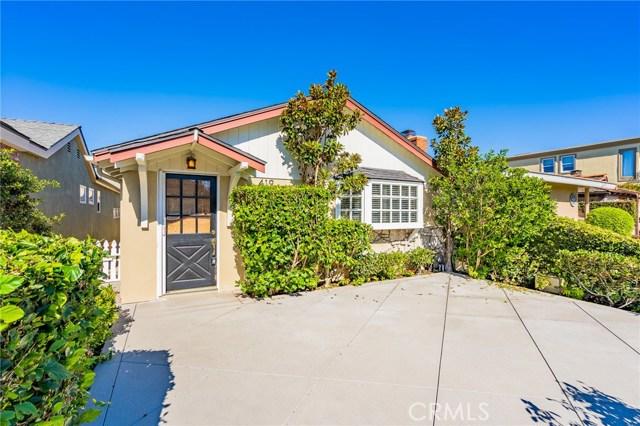 419 Narcissus Avenue, Corona del Mar, CA 92625