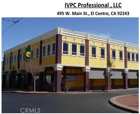 495 W Main Street, El Centro, CA 92243