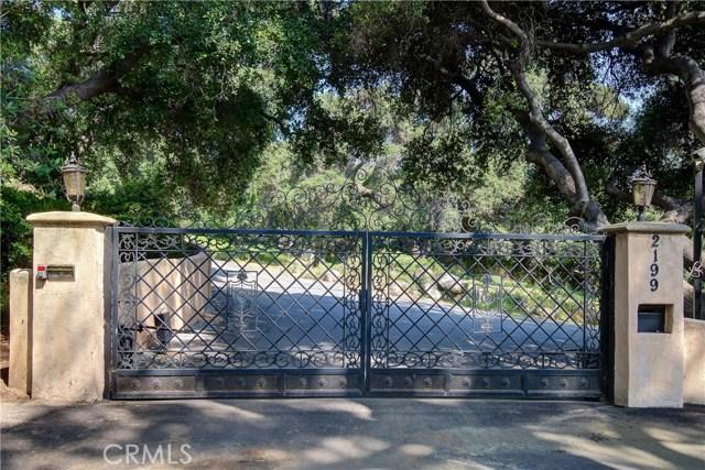 2199 Kinneloa Ranch Road, Pasadena, CA 91107