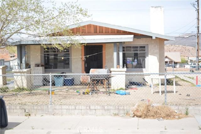 201 E Fredricks Street, Barstow, CA 92311