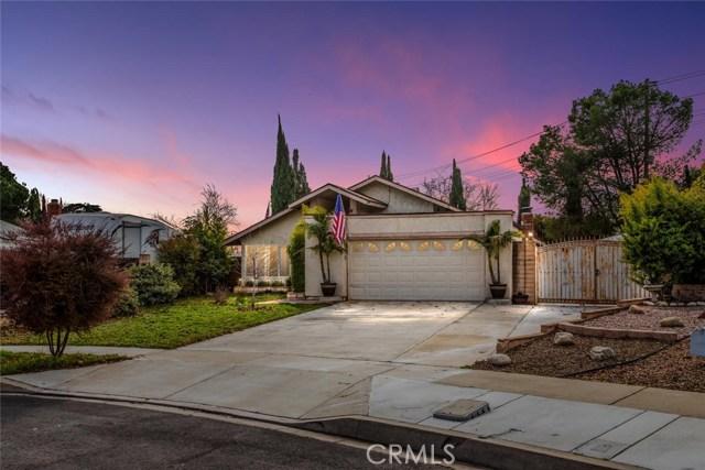 8723 Balsa Street, Rancho Cucamonga, CA 91730
