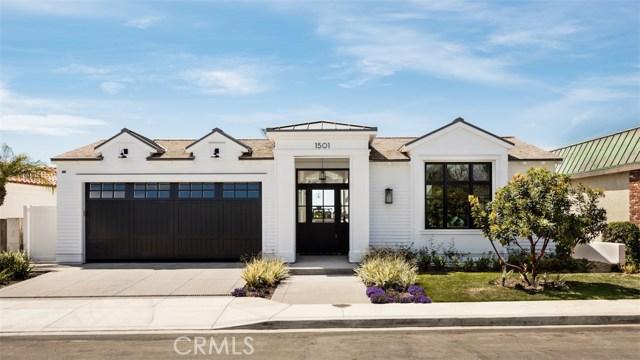 1501 Serenade Terrace, Corona del Mar, CA 92625