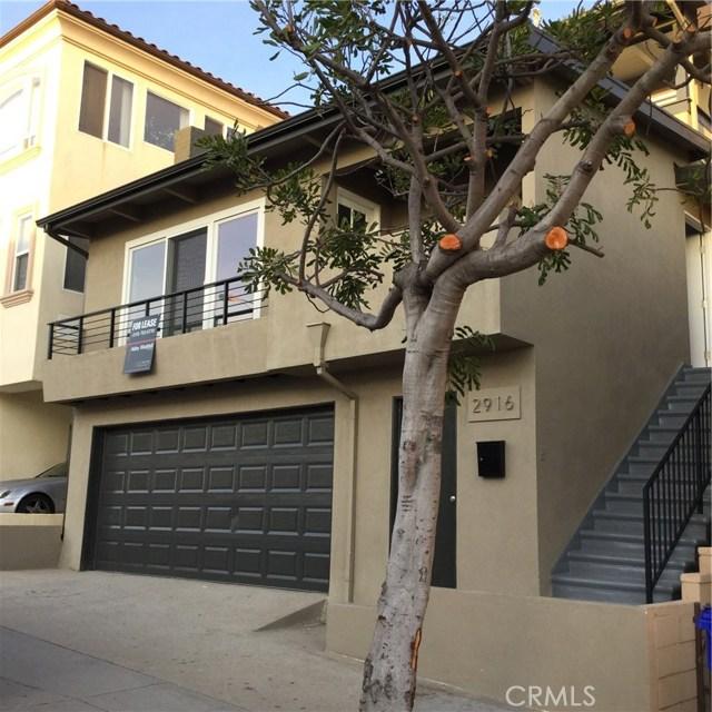 2916 Highland Avenue, Manhattan Beach, California 90266, 3 Bedrooms Bedrooms, ,2 BathroomsBathrooms,For Rent,Highland,SB19150593