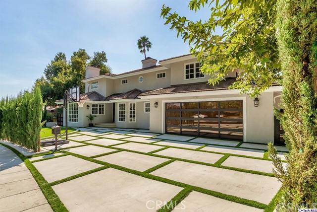 1175 N Pine Bluff Drive, Pasadena, CA 91107