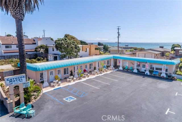 20 S Ocean Avenue, Cayucos, CA 93430