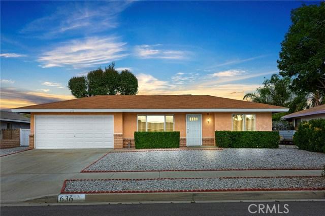636 Brian Street, Hemet, CA 92544