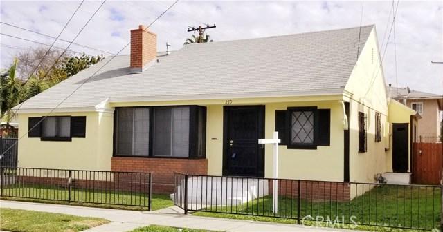 220 N Santa Fe Avenue, Compton, CA 90221