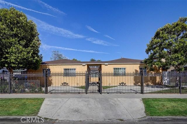 11116 S Budlong Avenue S, Los Angeles, CA 90044