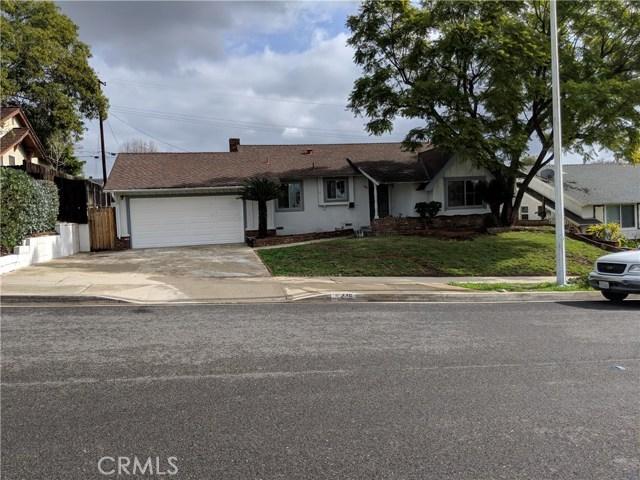 446 N Nearglen Avenue, Covina, CA 91724