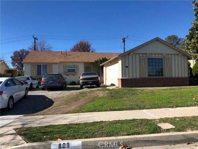 809 N 2nd Street, Montebello, CA 90640