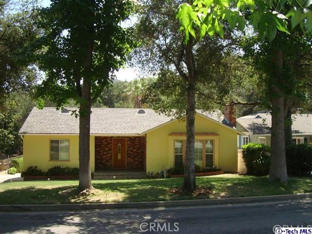 1616 Leycross Drive, La Canada Flintridge, CA 91011