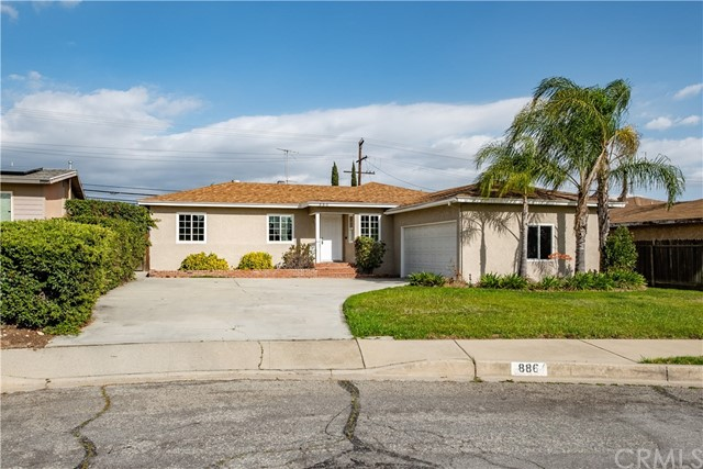 886 Sharon Way, Upland, CA 91786