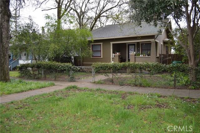 1712 Hemlock Street, Chico, CA 95928