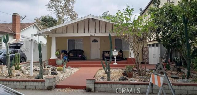 1222 Boynton Street, Glendale, CA 91205