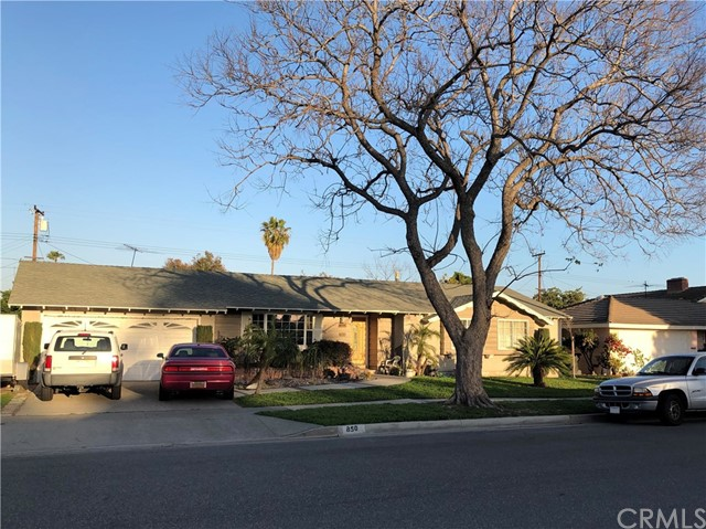 850 S Marjan Street, Anaheim, CA 92806