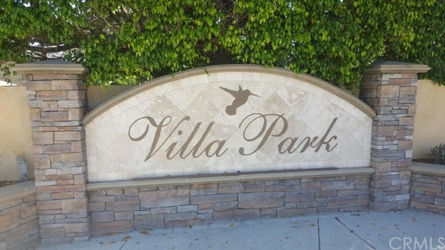 One of Villa Park Homes for Sale at 10301  Sherwood Circle, 92861
