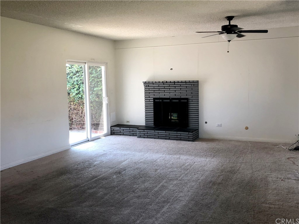 3rd bedroom converted to family room