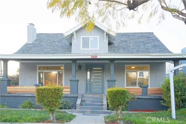 2021 S Spaulding Avenue, Los Angeles, CA 90016