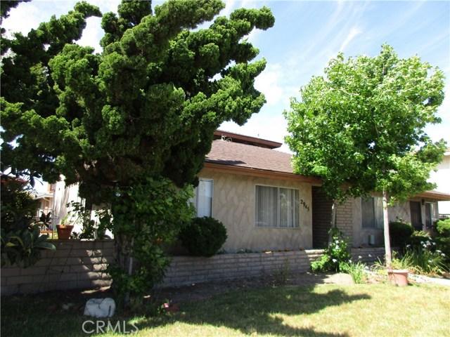 2943 Carson, Torrance, California 90503, ,Residential Income,For Sale,Carson,SB20110679