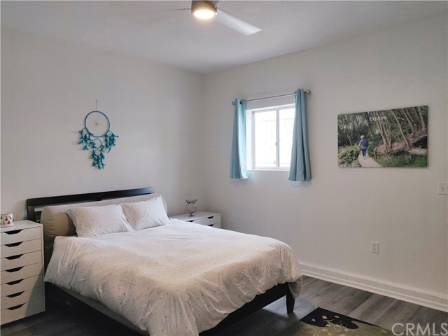 Guest room on lower level