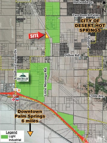 Little Morongo Rd, Desert Hot Springs, CA 92240