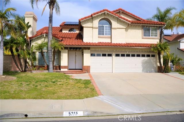 5215 Avenida De Kristine, Yorba Linda, CA 92887