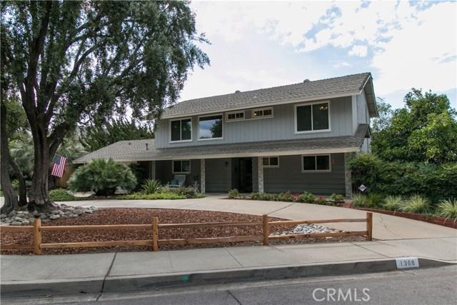 1366 Clemson Avenue, Claremont, CA 91711