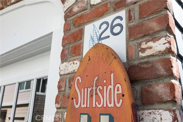 34. 26 A Surfside Surfside, CA 90743