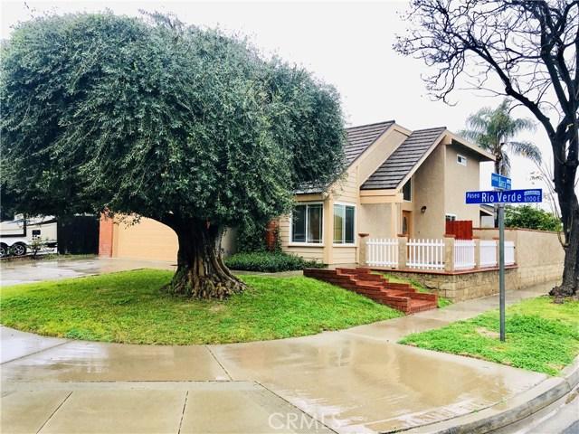6139 E Paseo Rio Verde, Anaheim, CA 92807