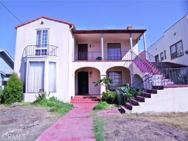 1361 W 35th Street, Los Angeles, CA 90007