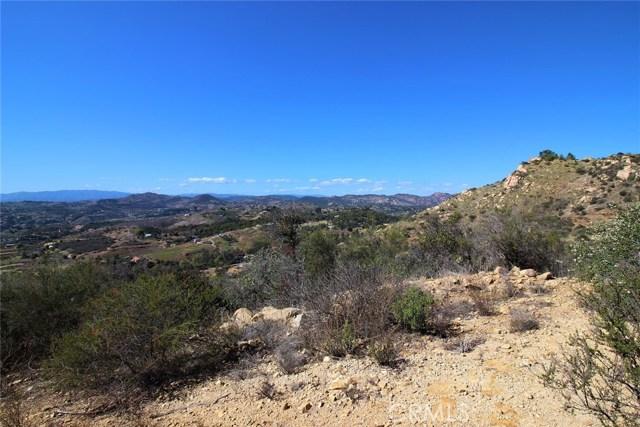 0 Mountain Rim, Fallbrook, CA 92028