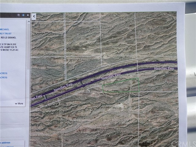 1 I - 40 Freeway Frontage, Needles, CA 92363