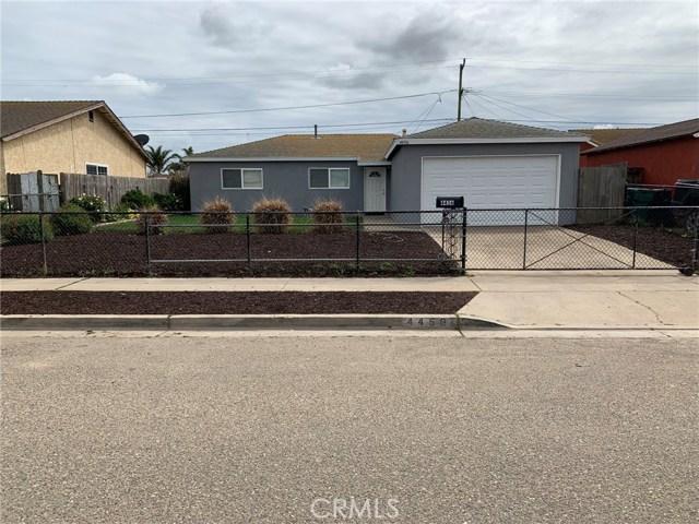 4456 Elm Street, Guadalupe, CA 93434