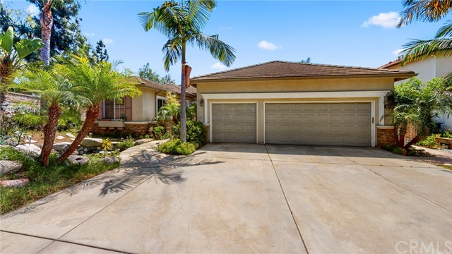 One of Single Story Yorba Linda Homes for Sale at 16750  Compass Circle