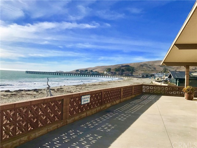 8 Ocean Front Lane, Cayucos, CA 93430