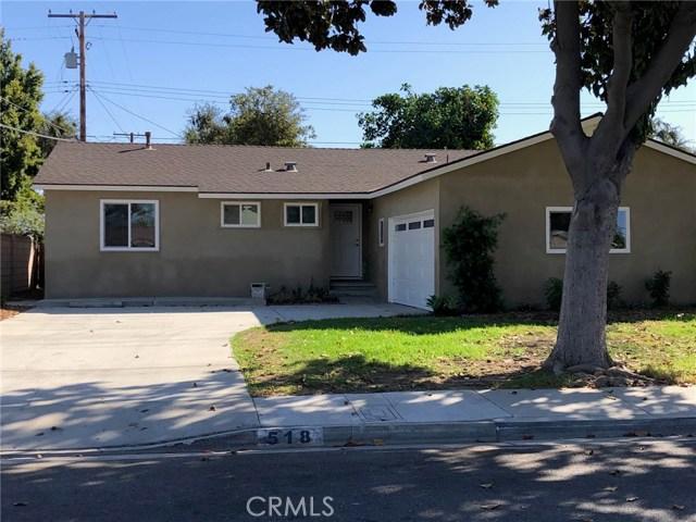 518 Newkirk Avenue, Fullerton, CA 92832