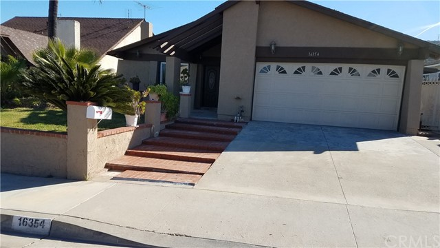 16354 Marvene Drive, Hacienda Heights, CA 91745