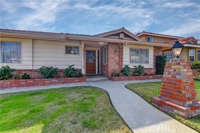 1425 Masser Place, Montebello, CA 90640