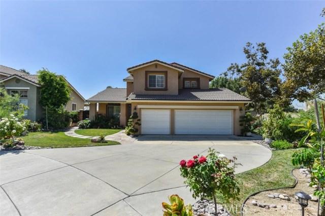 10111 Thorpe Court, Rancho Cucamonga, CA 91737