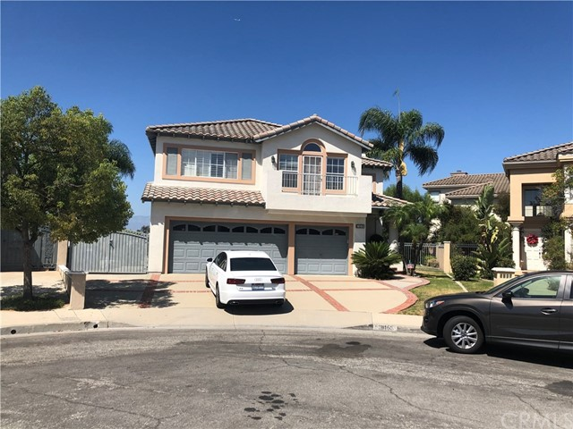 18153 E Canterbury Court, Rowland Heights, CA 91748