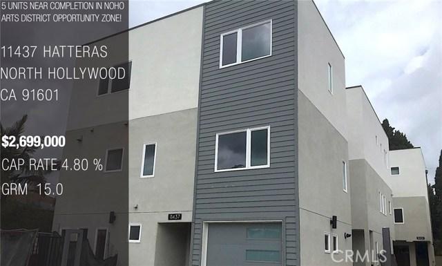 11437 Hatteras, North Hollywood, CA 91601