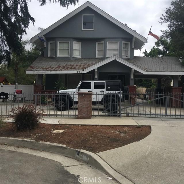 493 Kenoak Place, Pomona, CA 91768