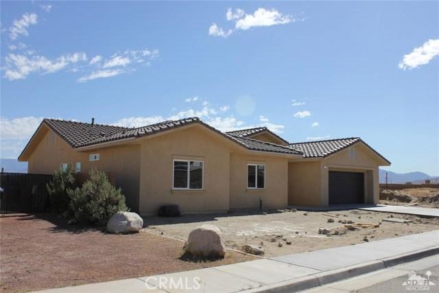 65375 Avenida  Dorado, Desert Hot Springs, CA 92240