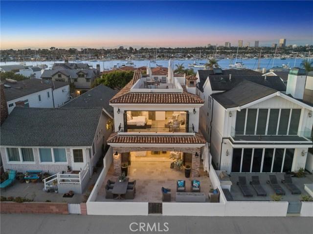 1109 E Balboa Boulevard | Balboa Peninsula (Residential) (BALP) | Newport Beach CA