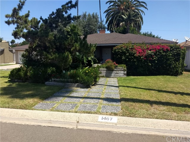 1467 W Wedgewood Drive, Anaheim, CA 92801