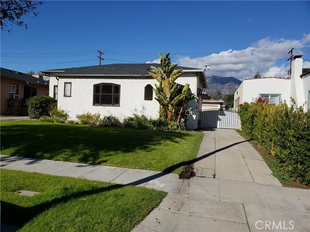 2373 E Villa Street, Pasadena, CA 91107