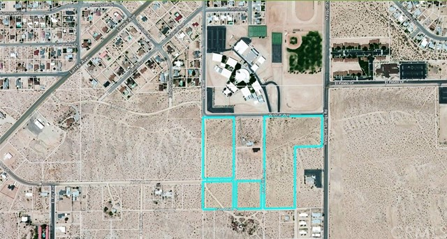 0 Wildcat Way, 29 Palms, CA 92277