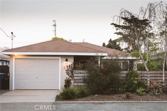 2142 Bush Drive, Los Osos, CA 93402