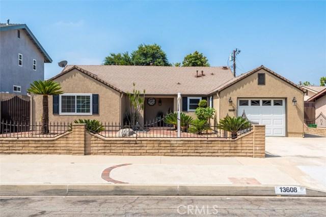 13608 Dicky Street, Whittier, CA 90605